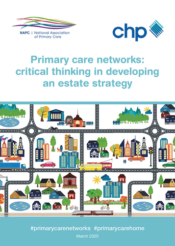 New practical estate guide for primary care networks to meet the challenges of integrated care