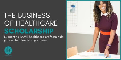 The Business of Healthcare Scholarship