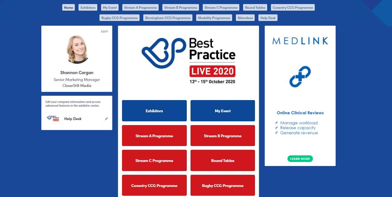 Best Practice Live receives high praise from the General Practice and Primary Care Community