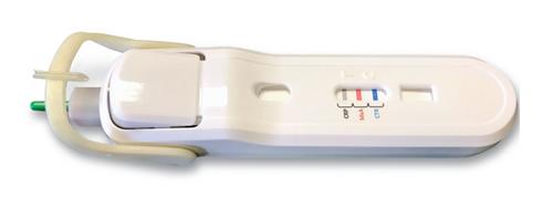 FebriDx Rapid Viral v Bacterial POC Test