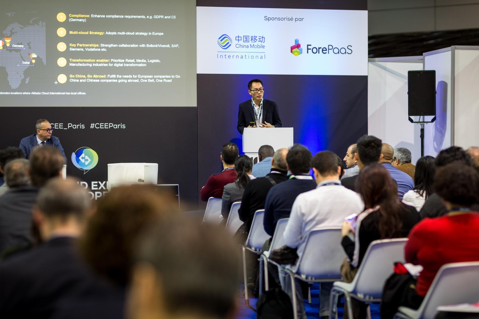 Stratégies & Innovations Cloud