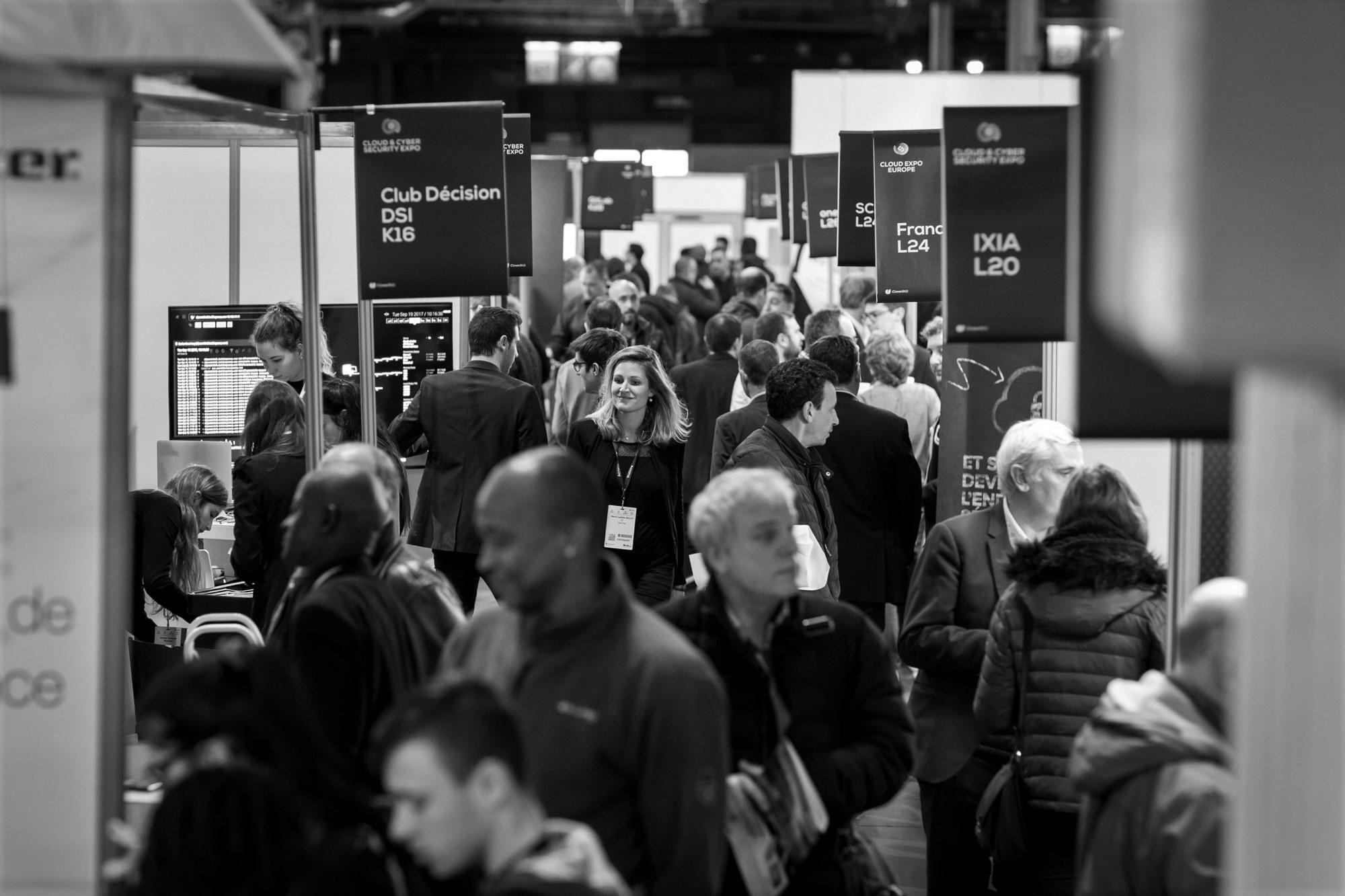 Bienvenue à Cloud & Cyber Security Expo Paris