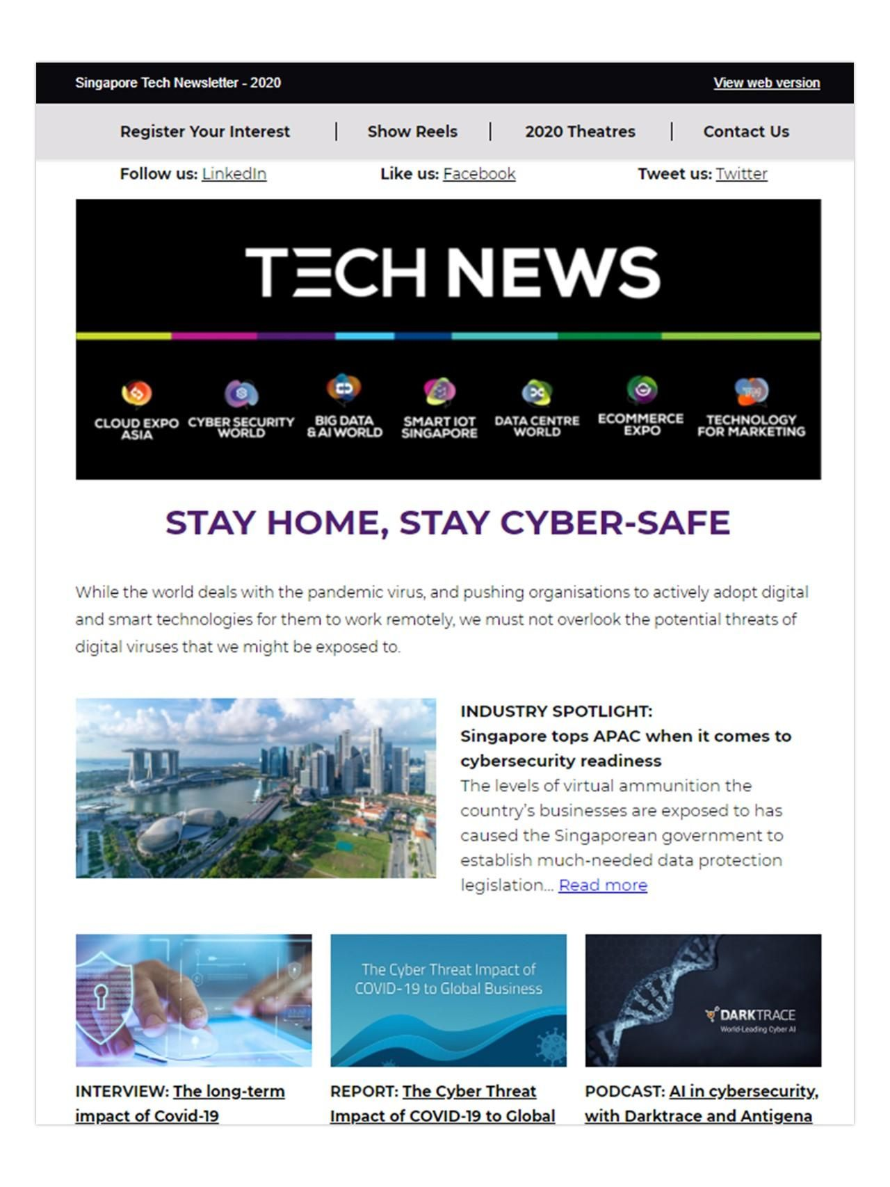 CSW May newsletter