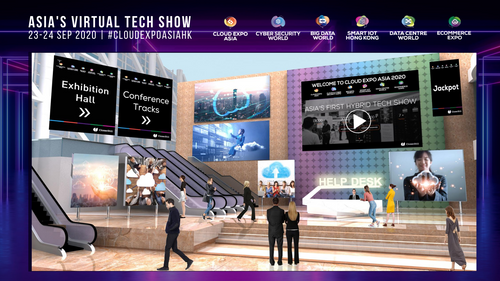 The Largest Annual Tech Gathering In Hong Kong Goes Virtual