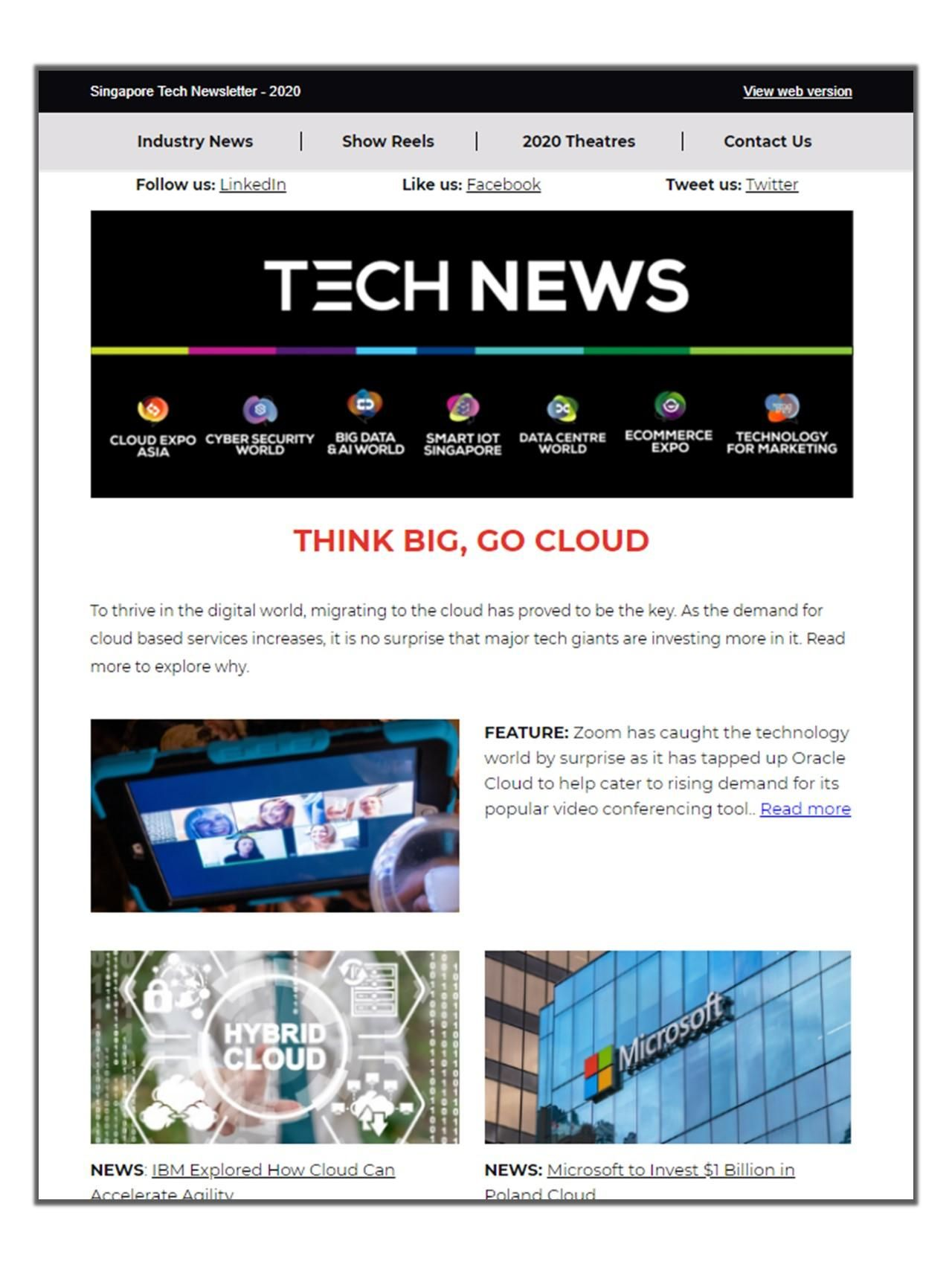 May CEA newsletter