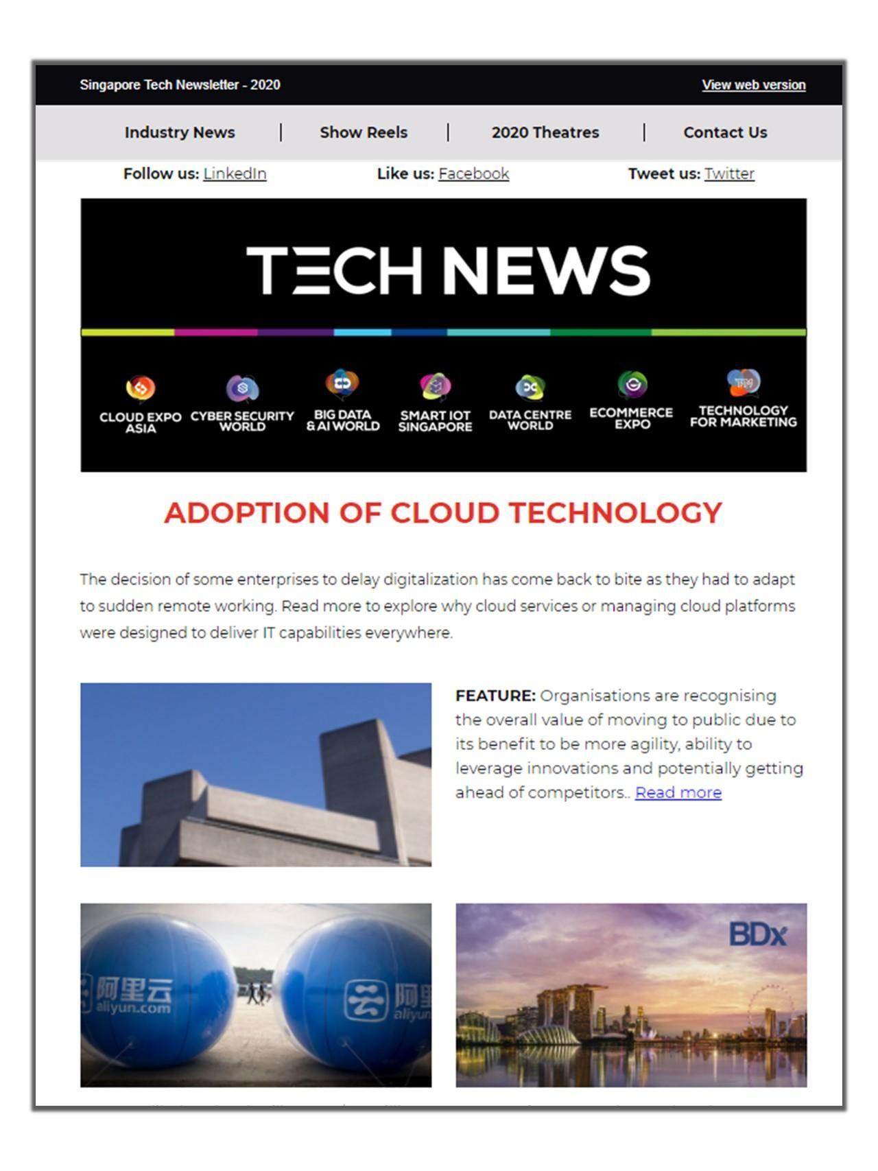 CEA April newsletter