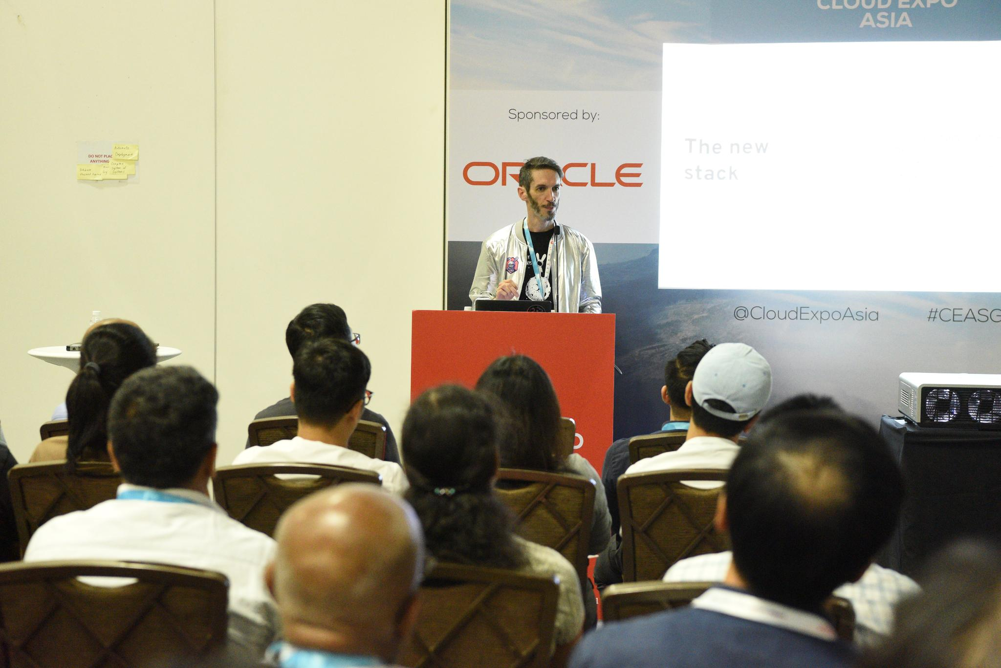 DEVOPS, CONTAINERS & AGILE METHODOLOGY THEATRE