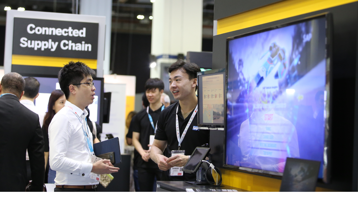 Asia's Fastest Growing and Most Powerful Enterprise Technology Event