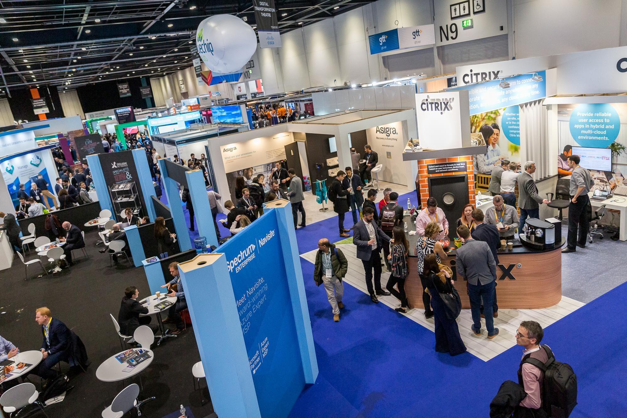 Cloud Expo Europe llega a Madrid. La feria líder del sector en Londres, París, Frankfurt, Singapur y Hong Kong celebra su primera edición el 28 y 29octubre en IFEMA