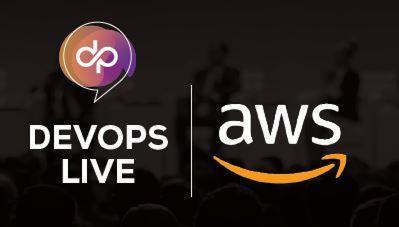 logo AWS + devops