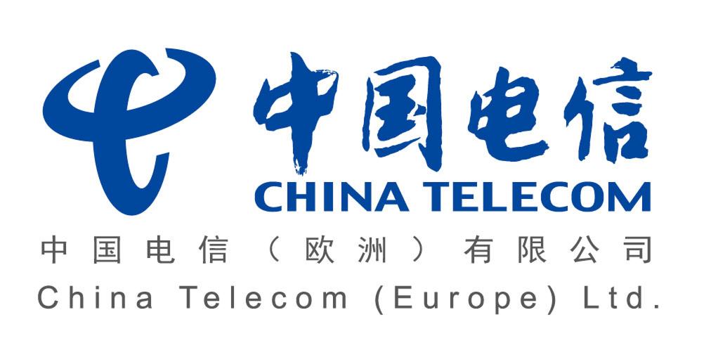 Logo China Telecom Europe