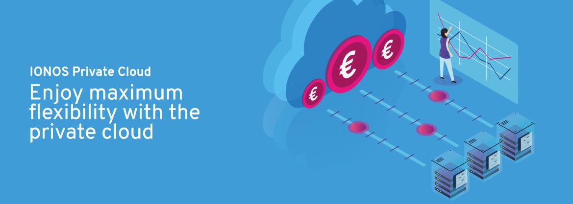 IONOS announces VMware-based Private Cloud