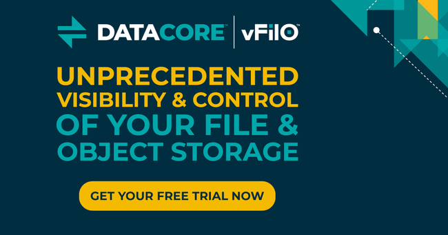 DataCore Releases Next-Generation File and Object Storage Virtualisation, Empowering IT with Unprecedented Visibility, Control and Flexibility over Widely Scattered Data