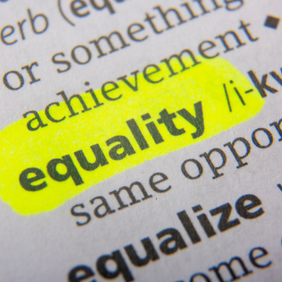 Equality, Inclusion and the Future of Pharmacy