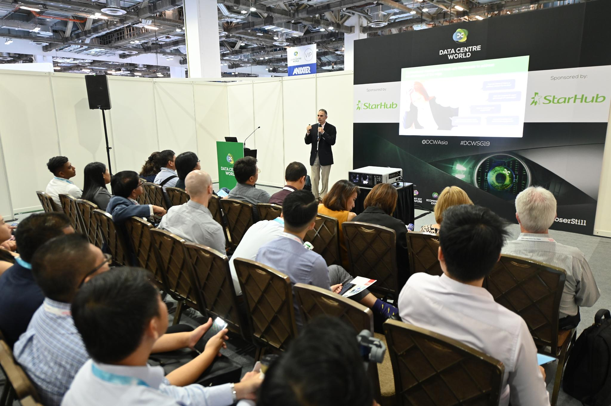 DATA CENTRE WORLD KEYNOTE THEATRE