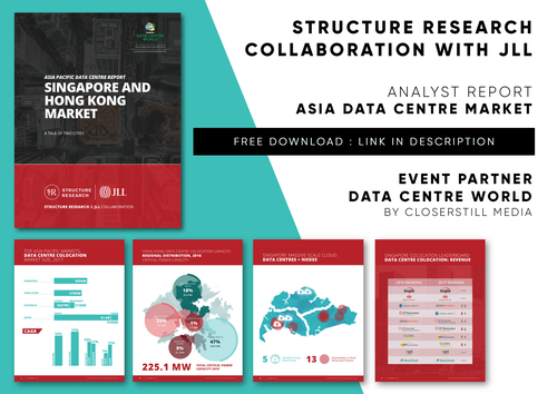Asia Pacific Data Centre Report: Singapore & Hong Kong Market