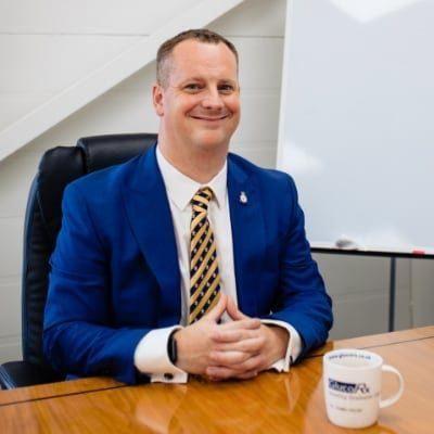 Chris Chapman, Group Managing Director, GlucoRx