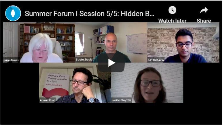 Session 5/5: Hidden Burden of Hyperkalemia – Panel