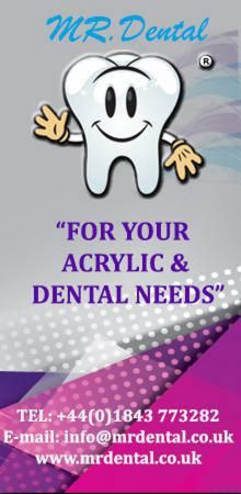 NEW PRODUCTS AT MR. DENTAL