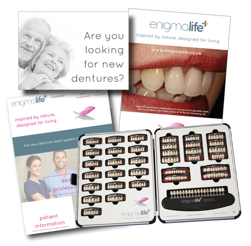 Enigmalife denture teeth