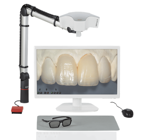 EASY view 3D Dental Viewer from Renfert: a novel video microscope with 3D technology