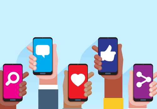 Tapping into the power of social media