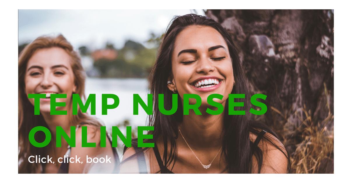 New app to book locum nurses online
