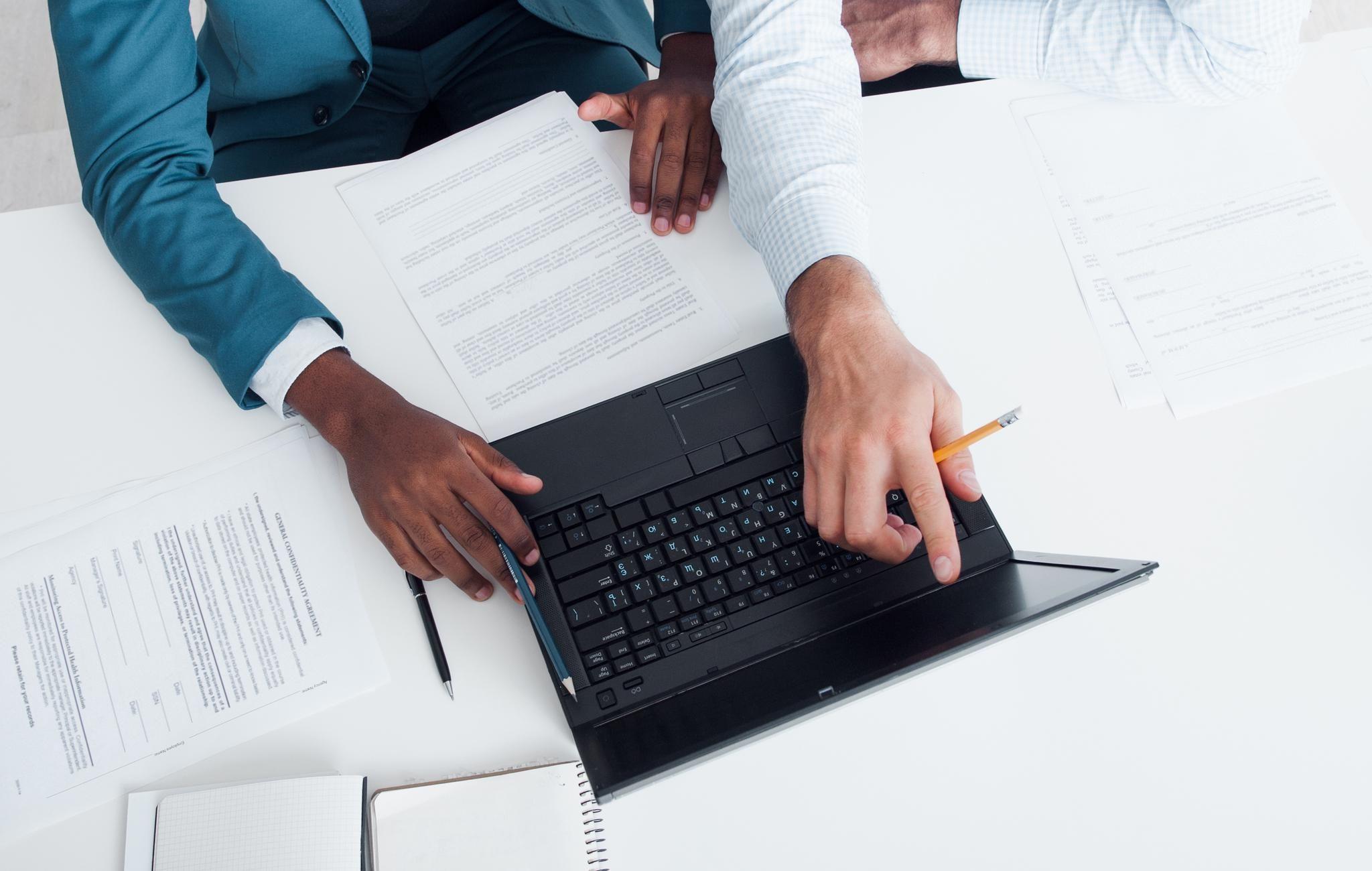 Win a CV revamp by setting up a job alert