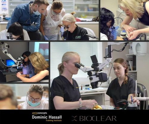 The Bioclear Method - an innovative development in the provision of anterior and posterior composites