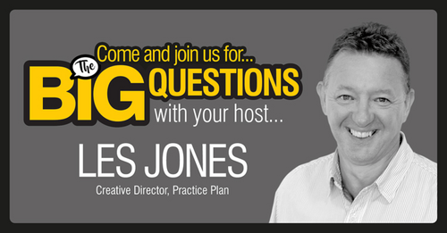 An interview with your Dental Business Theatre host…Les Jones!