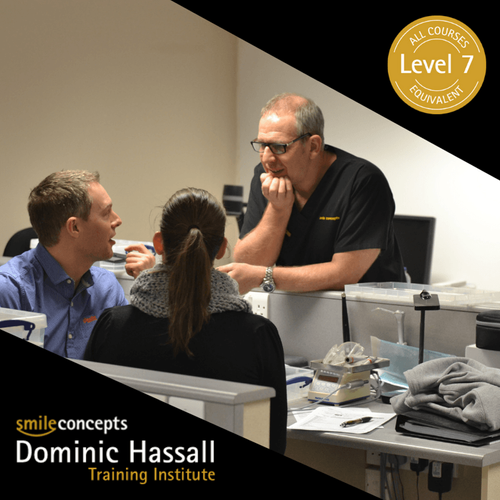 Take your career to the next level with Dominic Hassall Training