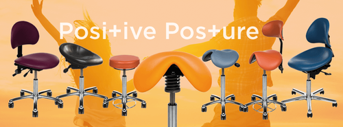 Support Design to improve posture of dentists