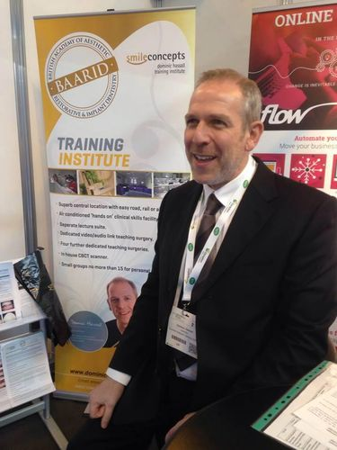 Dominic Hassall lectures on 'Essential occlusion in restorative and aesthetic dentistry'