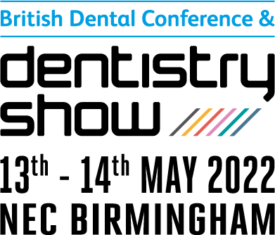 The British Dental Conference and Dentistry Show will now take place 13th-14th May 2022 at Birmingham NEC