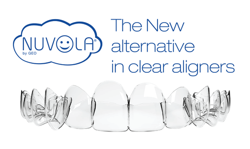 NUVOLA aligners offer a clear alternative for UK dentists