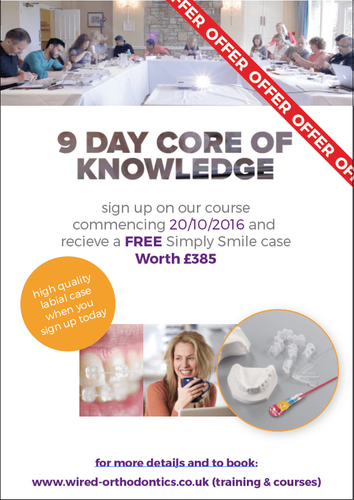 9 Day Core of Knowledge Course