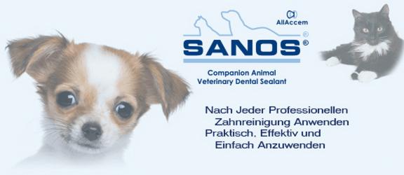 Ganzjährige Zahnpflege mit SANOS