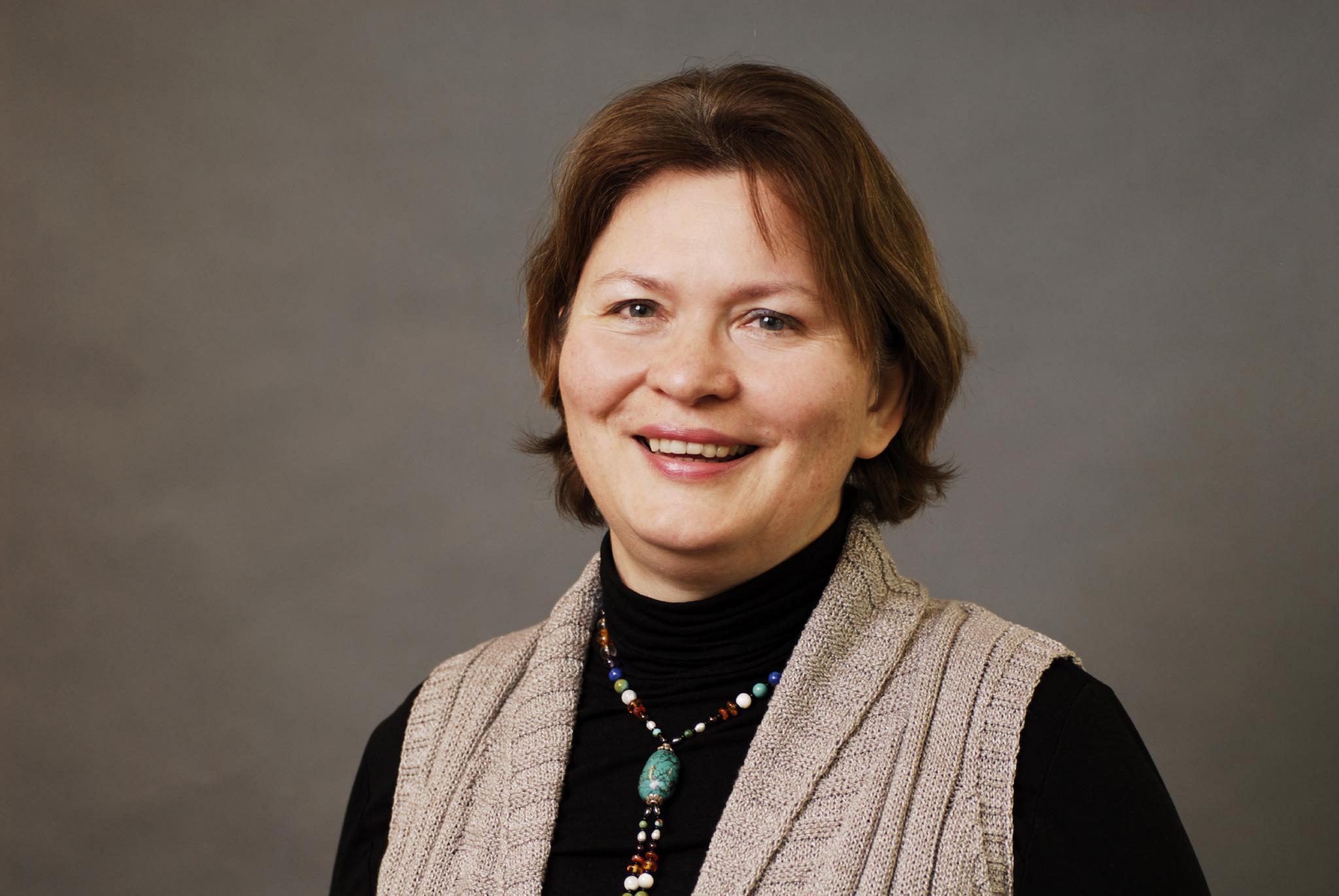 REFERENTIN DER WOCHE: PROF. DR. ANDREA TIPOLD