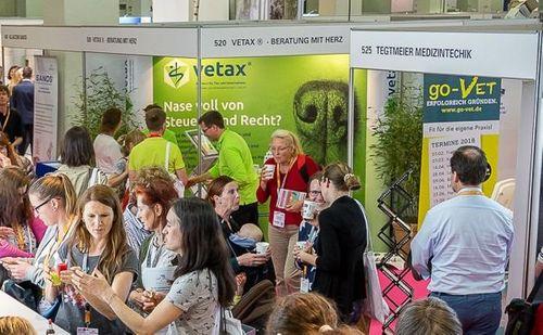 vetax® auf der Deutsche Vet in Köln