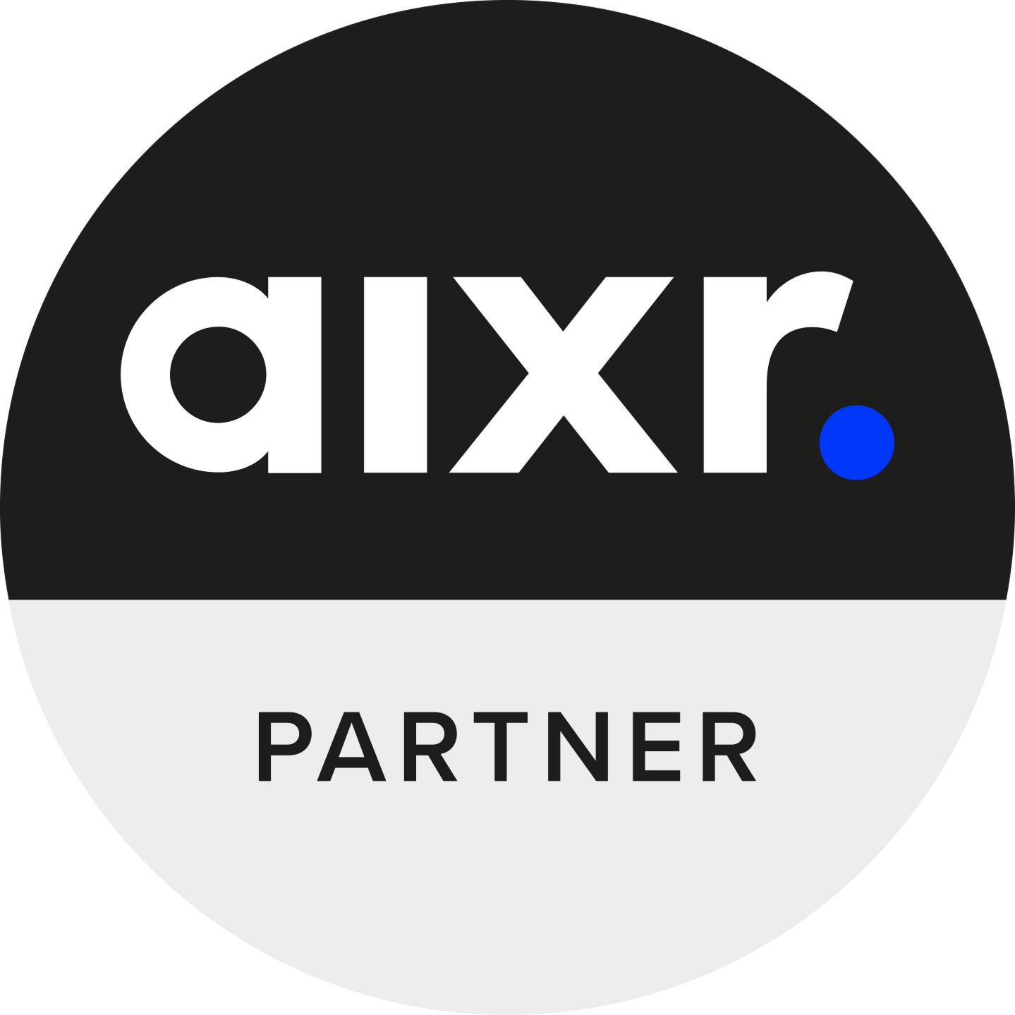 AIXR_Partner_Round_Badge