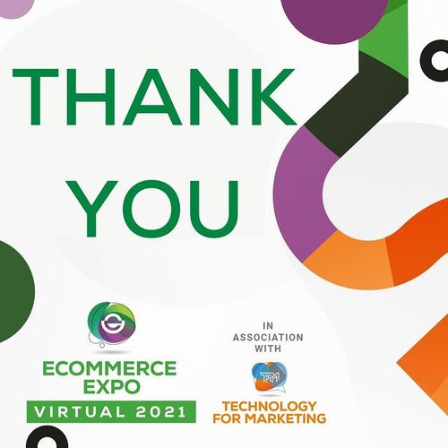 Incredible success for our portfolio events eCommerce Expo and Technology for Marketing