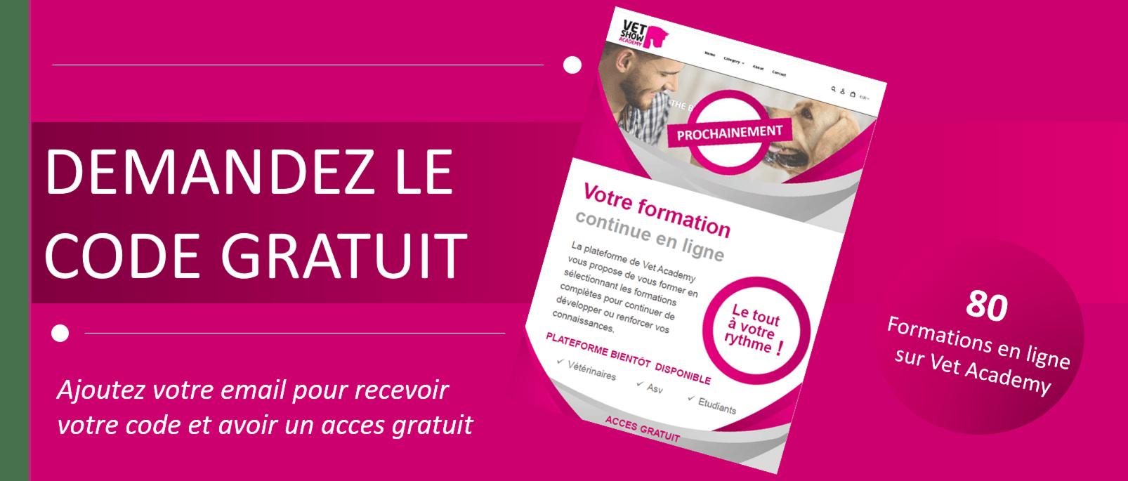 Vet Academy - Plateforme e-learning France Vet