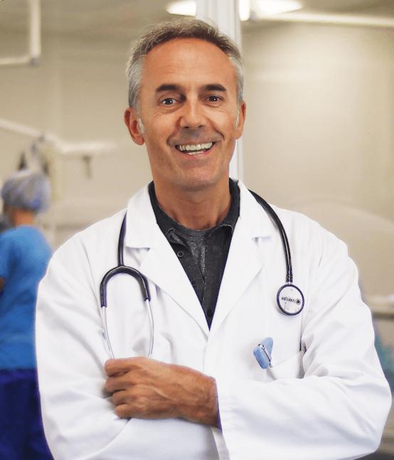Interview - Dr Laurent CAUZINILLE