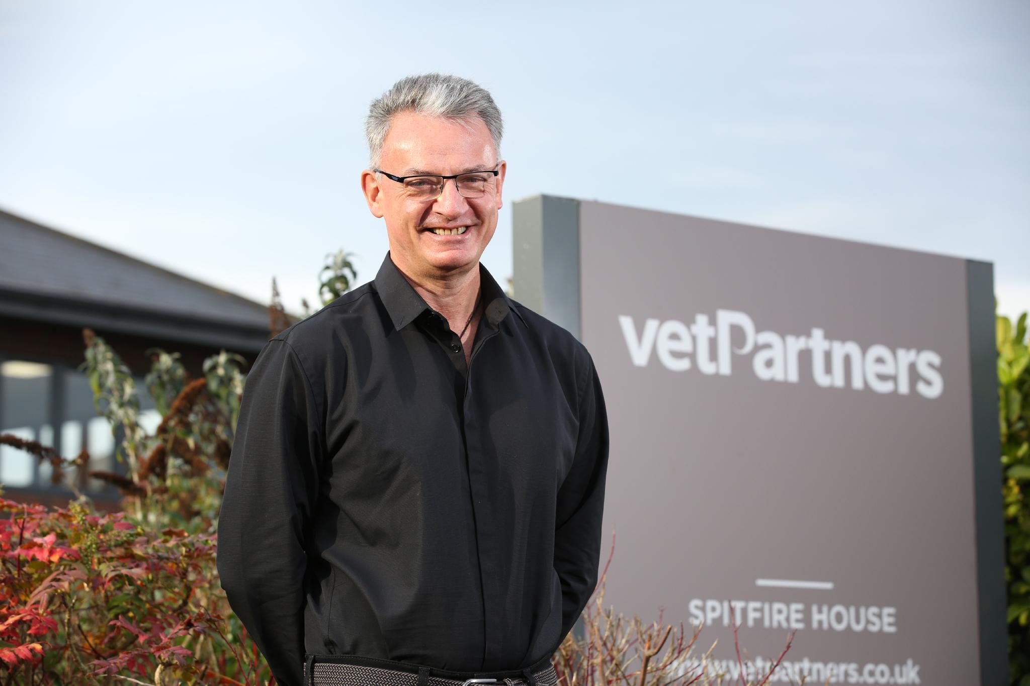 Un nouveau DG pour VetPartners pour accompagner l'expansion en France.