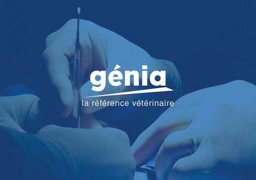 Génia, la référence vétérinaire