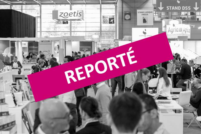 Officiel| France Vet est reporté