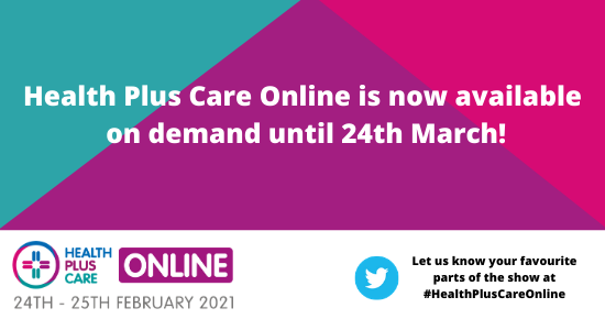 Health Plus Care Online surpassed expectations as it welcomed over 3,000 attendees
