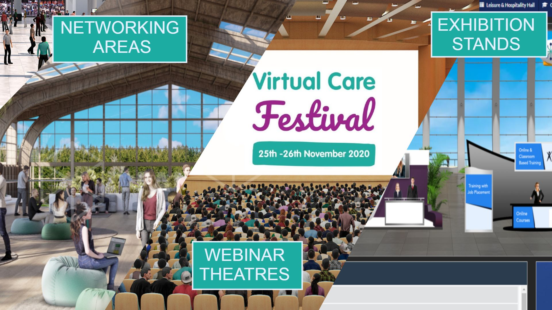 The Care Show & OT Show Have Teamed Up to Bring You The Virtual Care Festival