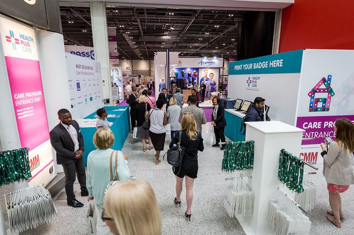 Health Plus Care, The Healthcare Show, The Digital Healthcare Show and The Residential & Home Care Show Postponed to 2022