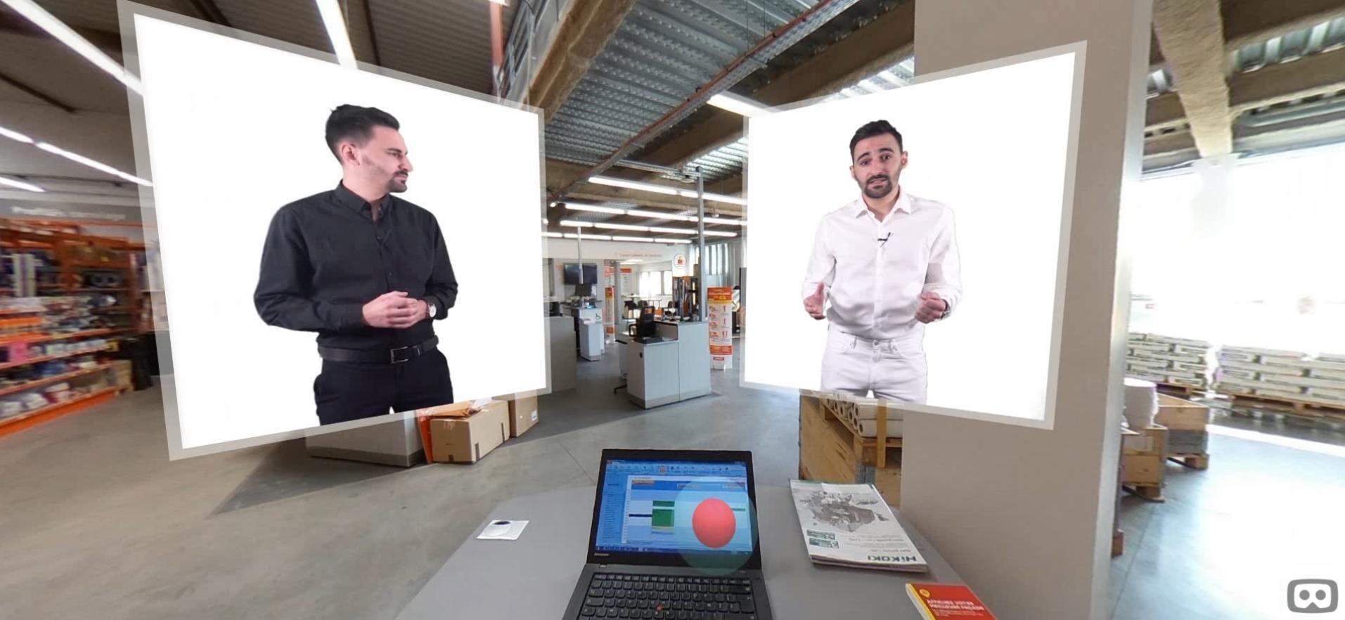 Le campus de Saint-Gobain Distribution Bâtiment France expérimente la formation en Réalité Virtuelle avec XOS